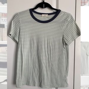 T.la Striped Tee Shirt
